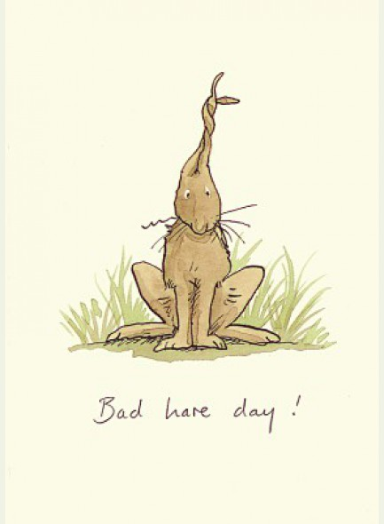 Two Bad Mice A Bad Hare Day2 kaart